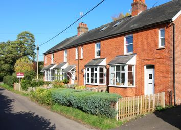 Thumbnail 3 bed end terrace house for sale in Kilmeston Road, Kilmeston, Alresford