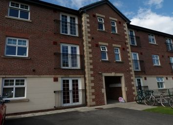 Thumbnail 2 bed flat to rent in Lytham Close, Great Sankey
