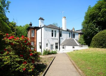 Thumbnail 4 bed town house to rent in Spiersbridge Road, Giffnock, Glasgow