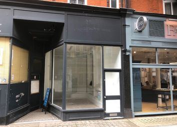 Thumbnail Retail premises to let in Chepstow Pace, London