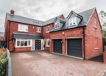 Thumbnail 5 bed detached house for sale in Sanstone Road, Bloxwich, Walsall