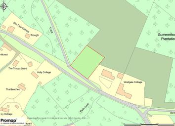 Thumbnail Land for sale in Bent Lane, Darley Dale, Matlock