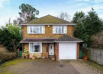 Thumbnail 3 bed detached house for sale in Addlestone Road, Addlestone, Surrey