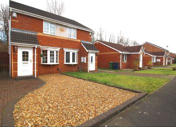 Thumbnail 2 bed semi-detached house to rent in Festival Way, Gateshead