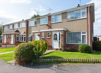 Thumbnail 3 bed end terrace house for sale in Severn Road, Farnborough