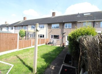 Thumbnail 3 bed terraced house for sale in Bransdale Road, Clifton, Nottingham