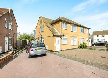 Thumbnail 2 bed flat for sale in Burr Close, Bexleyheath