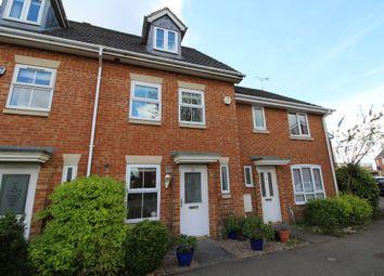 3 bed town house for sale in Oriel Close, Wolverton, Milton Keynes, Buckinghamshire MK12