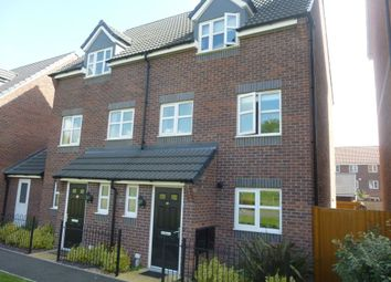 Thumbnail 3 bed property to rent in College Green Walk, Mickleover, Derby