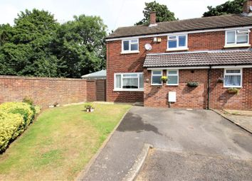 Thumbnail 2 bed semi-detached house for sale in Fairhaven Road, Caversfield, Bicester
