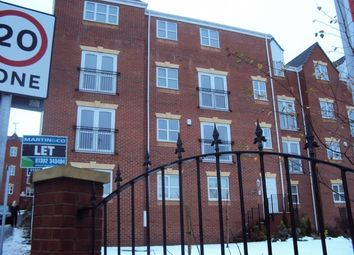 Thumbnail 2 bed flat to rent in Bewick House, Askern
