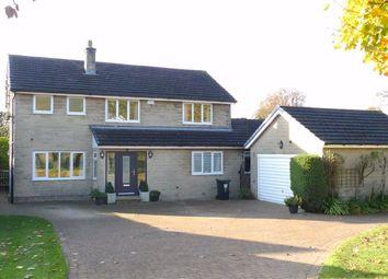Thumbnail 4 bed detached house for sale in Gadley Close, Buxton, Derbyshire