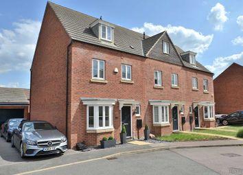 4 bed end terrace house for sale in Swaledale End, Giffard Park, Milton Keynes MK14