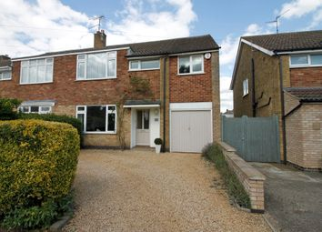 Thumbnail 4 bed semi-detached house for sale in Lonsdale Road, Stamford