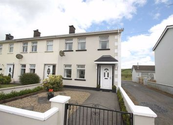 Thumbnail 3 bed end terrace house for sale in Crawfordstown Road, Ballynahinch, Down