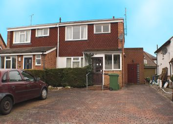 Thumbnail 3 bed semi-detached house for sale in Woodview Road, Pangbourne
