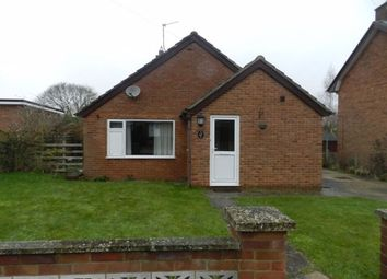 Thumbnail 2 bed bungalow to rent in Marlow Road, Towcester, Northants