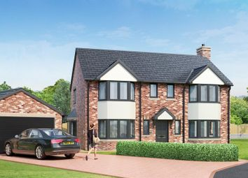 Thumbnail 4 bed detached house for sale in Plot 2, Coopers Court, Stalybridge