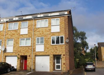 Thumbnail 4 bed town house for sale in Ford End, Woodford Green