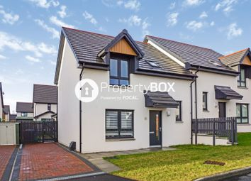 Thumbnail 3 bed semi-detached house for sale in The Maltings, Elgin