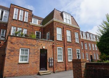 Thumbnail 2 bed flat for sale in The Quadrangle, Hall Park Road, Hunmanby