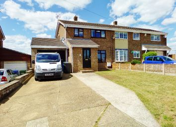 Thumbnail 3 bed property to rent in Cambrian Crescent, Oulton