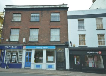 Thumbnail 1 bed flat to rent in South Street, Exeter