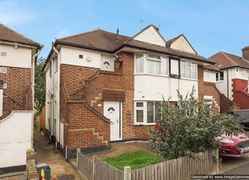 Thumbnail 2 bed maisonette for sale in Lynmouth Avenue, Morden