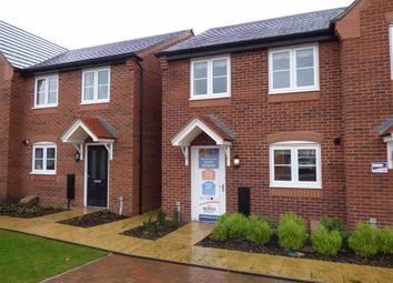 Thumbnail 2 bedroom semi-detached house for sale in Iris Rise, Cuddington, Cheshire