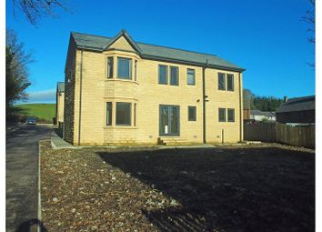 Thumbnail 4 bed detached house for sale in Foundry Lane, Halton, Lancaster