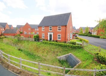 Thumbnail 4 bed detached house for sale in Minnesota Drive, Great Sankey, Warrington