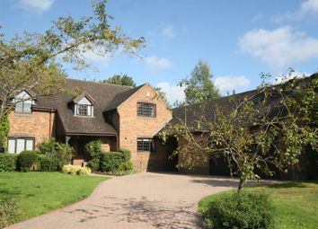 Thumbnail 4 bed detached house for sale in Badgers Close, Manton, Oakham