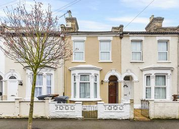 Thumbnail 3 bed terraced house for sale in Matcham Road, London