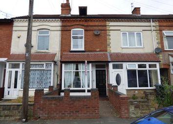 Thumbnail 4 bed terraced house for sale in Grange Road, Kings Heath, Birmingham, West Midlands