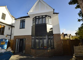 Thumbnail 4 bed detached house for sale in Warren Park Road, Sutton