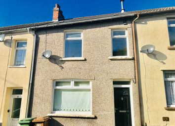 Thumbnail 4 bed terraced house to rent in Lady Tyler Terrace, Rhymney, Tredegar