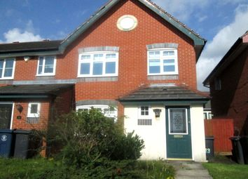 Thumbnail 3 bed terraced house for sale in White Moss Road, Skelmersdale