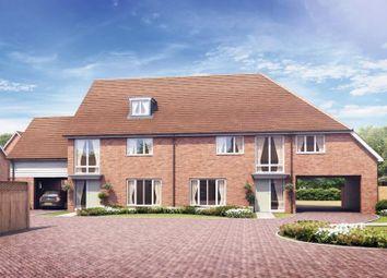 Thumbnail 5 bed semi-detached house for sale in School Lane, Newington, Sittingbourne