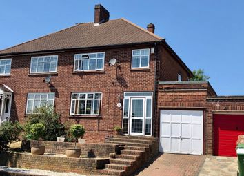 Thumbnail 3 bed semi-detached house for sale in Brookdale Road, Bexley