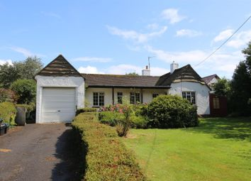 Thumbnail 3 bed detached bungalow for sale in Uplowman Road, Tiverton