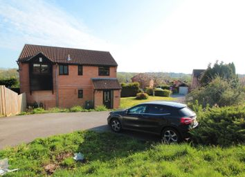 Thumbnail 4 bedroom detached house for sale in The Maltings, Pontprennau