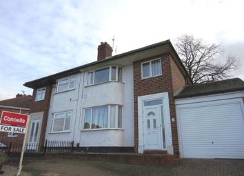 3 bed semi-detached house for sale in Lytton Avenue, Penn, Wolverhampton WV4