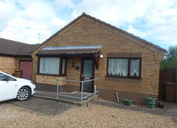 Thumbnail 2 bed semi-detached house to rent in Wykes Drive, Wisbech St. Mary, Wisbech