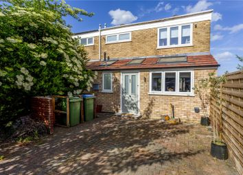 Thumbnail 3 bed end terrace house for sale in Hurtwood Road, Walton-On-Thames, Surrey