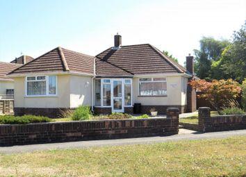 Thumbnail 2 bed detached bungalow for sale in Furze Croft, New Milton