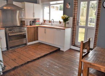 Thumbnail 2 bed terraced house for sale in Elm Avenue, Chatham