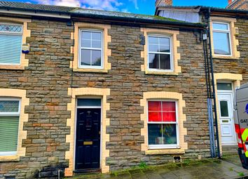 3 bed terraced house for sale in Commercial Road, Cwmfelinfach, Newport NP11