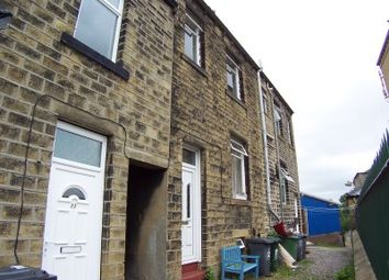2 bed terraced house for sale in Hill Top Road, Paddock, Huddersfield HD1