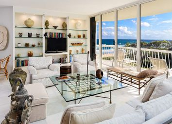Thumbnail 2 bed property for sale in 2100 S Ocean Blvd Unit 307-S, Palm Beach, Fl, 33480