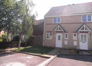 Thumbnail 2 bed end terrace house to rent in Cloverfields, Peacemarsh, Gillingham, Dorset